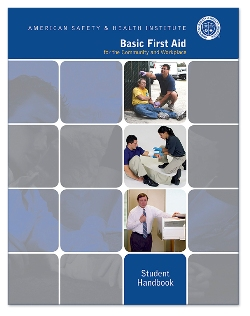 ASHI Basic First Aid Student Manual