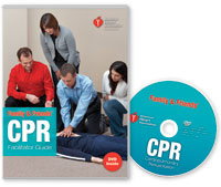 Family & Friends(R) CPR DVD With Facilitator Guide