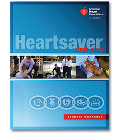 G2015 Heartsaver? CPR AED Student Workbook