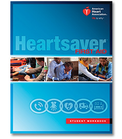 G2015 Heartsaver? First Aid Student Workbook