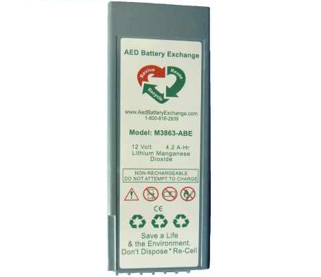 ABE-Philips FR2 Battery