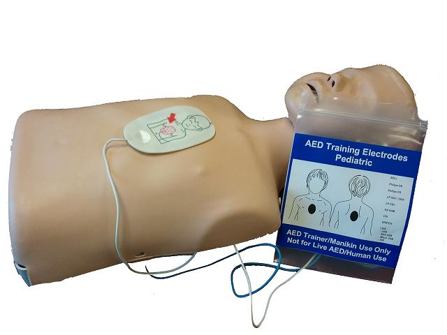 CPR Dynamix Pediatric Electrode (for AED Trainer APP)