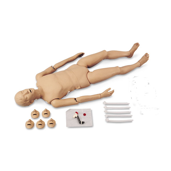 Replacement Lungs forTrauma CPR Manikin