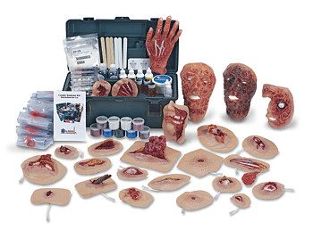 Xtreme Trauma Delux Moulage Kit