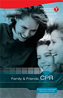 AHA CPR for Family & Friends Student Manual