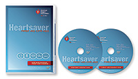 Heartsaver? First Aid CPR AED DVD Set