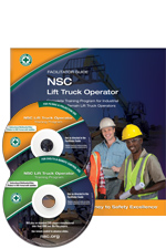 NSC Lift Truck Operator Facilitator Kit 2012