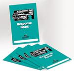 CEVO Coach the Van Driver 3 Response Book
