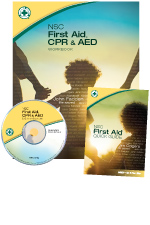 NSC First Aid, CPR & AED Student Text