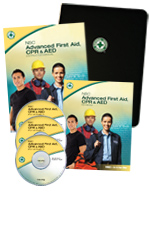 NSC Advanced First Aid, CPR & AED Instructor Kit