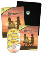 NSC Pediatric First Aid, CPR & AED Instructor Kit