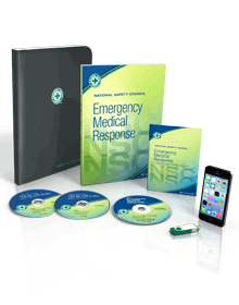 NSC Emergency Medical Response Instructor Kit