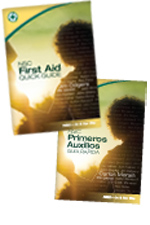 NSC First Aid Quick Guide 25 Pack