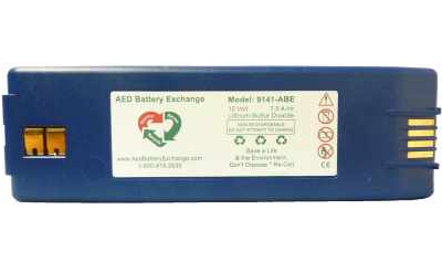 ABE-Cardiac Science 9141 AED Battery