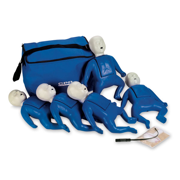 CPR Prompt TPAK 50 Infant Training Pack