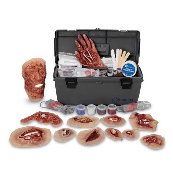 Xtreme Trauma Moulage Kit