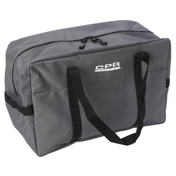 CPR Prompt Small Gray Carry Bag