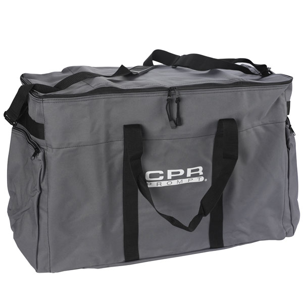 CPR Prompt Large Gray Carry Bag