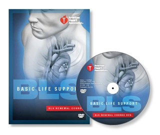 BLS Renewal Course DVD