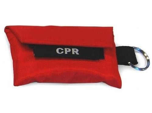 CPR First Aid Keychain