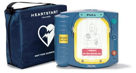 Leardal/Philips Heartstart AED Trainer