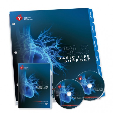 2020 BLSInstructor Package with DVD Set