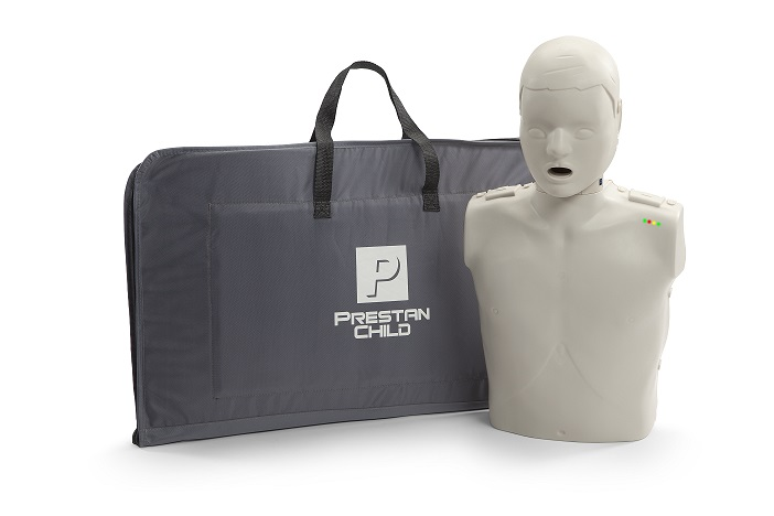 Prestan Professional Child Manikin CPR/AED (with monitor)
