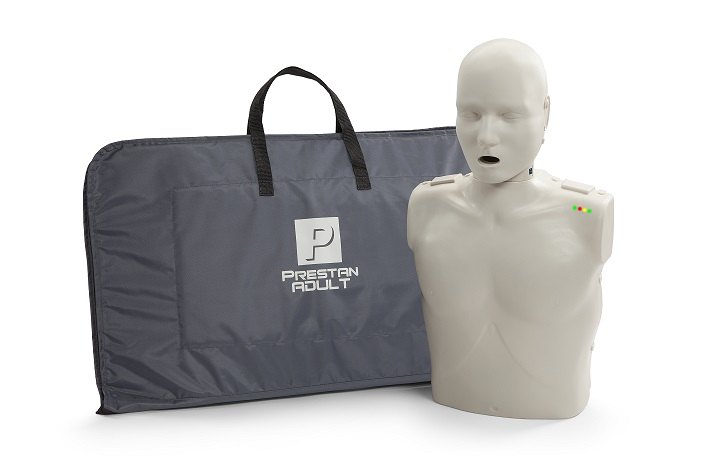 Prestan Professional Adult CPR-AED Training Manikin (with CPR Monitor)