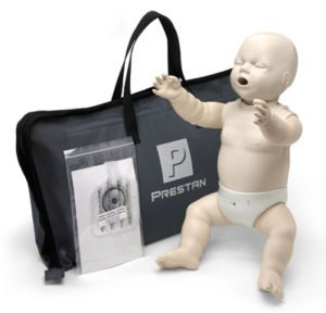 Prestan Professional Infant CPR-AED Training Manikin (with CPR Monitor)