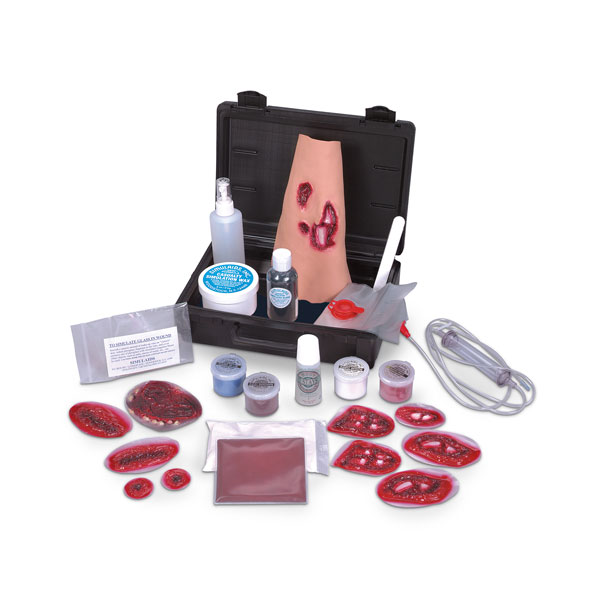 Nursing Care Moulage Kit