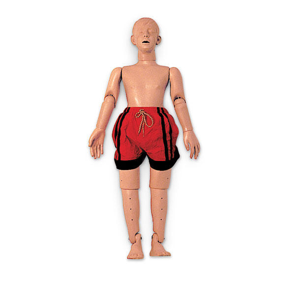 Adolescent Water Rescue Manikin with CPR