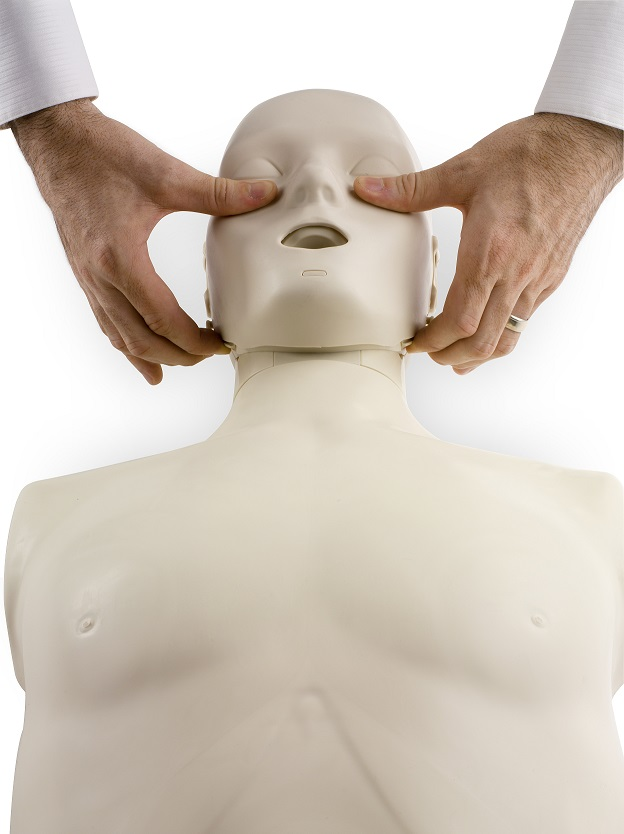 Prestan Professional Jaw Thrust Adult CPR-AED Training Manikin (with CPR Monitor)
